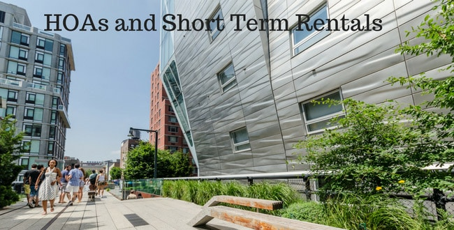 HOAs and Issues with Short Term Rentals Like Airbnb – Real